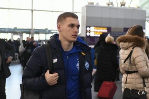 Основная команда Динамо вернулась из Турции в Киев