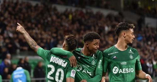 Сент-Этьен выбил Монако в 1/8 финала Кубка Франции