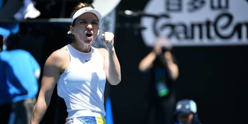 Australian Open. Халеп разгромила Контайвейт и вышла в полуфинал