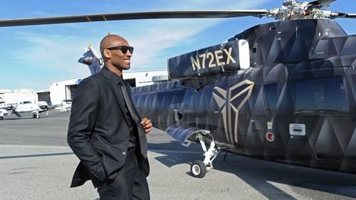 Житель Калифорнии снял полет вертолета Коби Брайанта незадолго до аварии