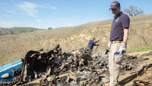 ФОТО. Вертоліт врізався в пагорб. Нові деталі трагедії з Кобі Брайантом