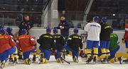 Передолимпийский отбор: сборная Украины 2 февраля начнет сбор