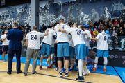 ФОТО. На матче Кубка Украины в Днепре почтили память Коби Брайанта