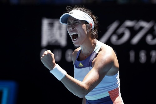 Мугуруса - перша іспанка за 20 років, яка вийшла до півфіналу Aus Open