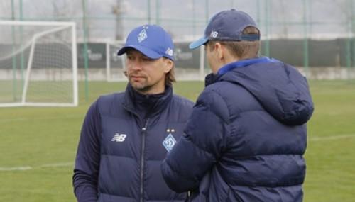 Тренер Динамо U-19: «Уже готовимся к матчу еврокубка против Загреба»