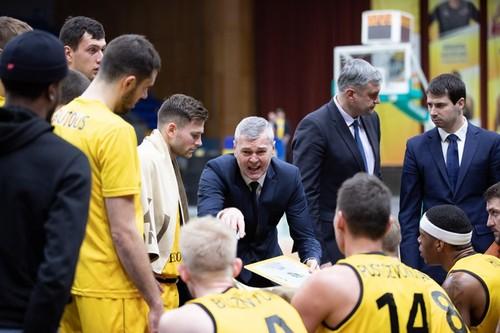Київ-Баскет з великим рахунком програв у гостях Кьорменду