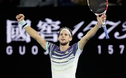 ВІДЕО. Як Тім не пустив Надаля у півфінал Australian Open
