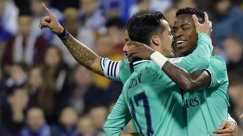 Кубок Испании. Реал Мадрид и Реал Сосьедад идут дальше