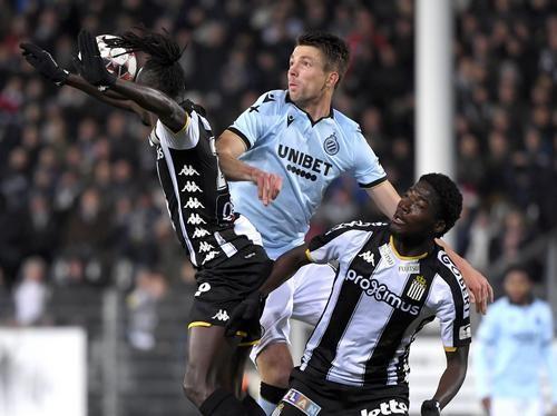 Шарлеруа — Брюгге — 0:0. Видеообзор матча