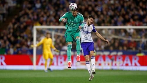 Реал не проигрывает больше трех месяцев
