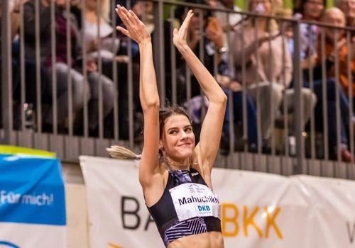 Магучих и Левченко разыграли победу на соревнованиях в Германии