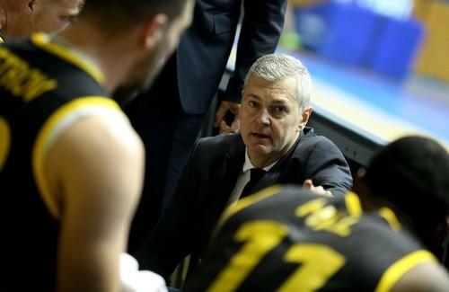 Багатскис прокомментировал разгромное поражение Киев-Баскета в Кубке ФИБА