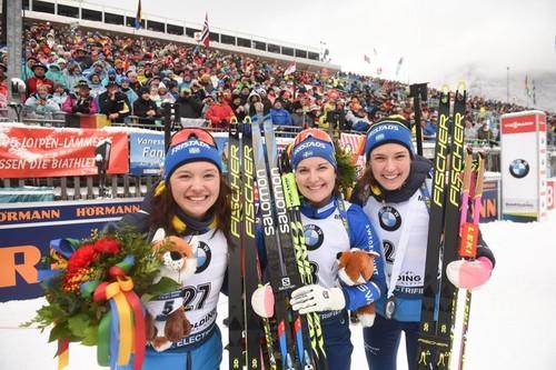 ЧМ-2020 по биатлону. Стал известен состав сборной Швеции