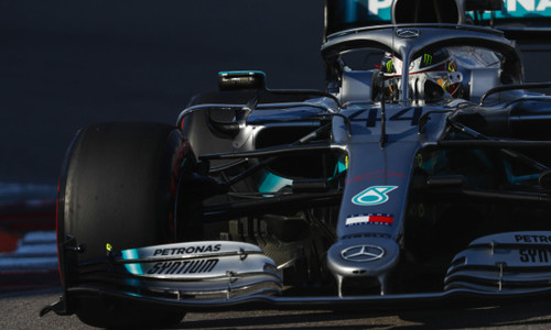 Мерседес и Хэмилтон отрицают слухи об уходе из Формулы-1