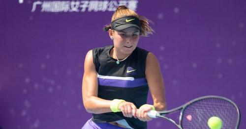 Завацкая не сумела пробиться в четвертьфинал турнира во Франции