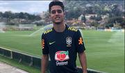 Манчестер Сити покупает 17-летнего бразильского защитника