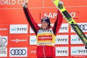 Смена лидера в прыжках, триумф Риибера в Зеефельде. Итоги лыжного уик-энда