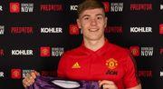 Манчестер Юнайтед подписал 20-летнего вратаря Бишопа