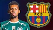 Барселона подписала хавбека Фернандеса