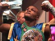 Илунга Макабу стал чемпионом мира по версии WBC в первом тяжелом весе