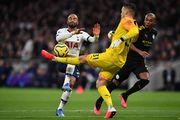 Тоттенхэм – Манчестер Сити – 2:0. Текстовая трансляция матча