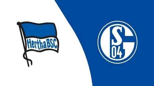 Где смотреть онлайн матч чемпионата Германии Герта – Шальке