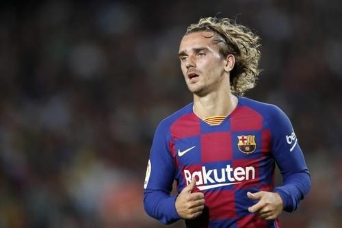Антуан ГРІЗМАНН: «Барселона може використовувати мене як центрфорварда»