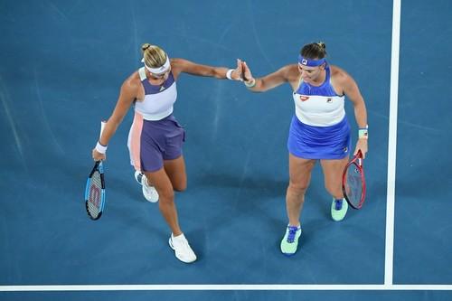 Australian Open. Бабош и Младенович второй раз взяли титул в парном разряде