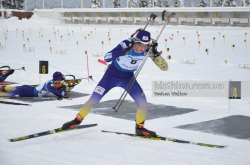 ЮЧМ-2020 по биатлону. Украинцы не попали в топ-20 юношеского спринта