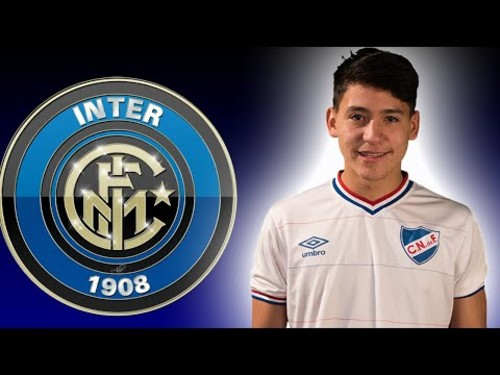 Интер подписал 18-летнего форварда Насьоналя