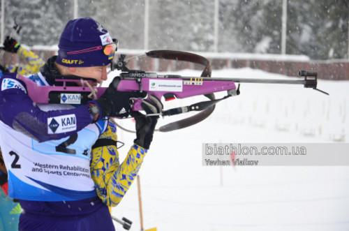 ЮЧМ-2020 по биатлону. Украинские юниоры не попали в топ-40 спринта
