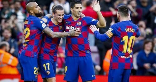 Барселона – Леванте. Прогноз і анонс на матч чемпіонату Іспанії