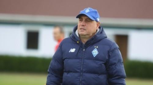 Тренер Динамо U-21: «Никто из игроков на просмотре нам не подошел»