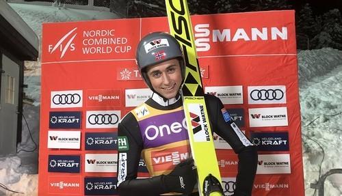 Двоеборье. Риибер выиграл второй этап многодневки в Зеефельде