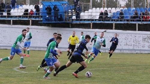 Черноморец забил пять мячей в ворота Кристалла