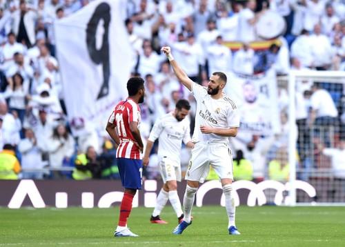 Реал выиграл мадридское дерби, минимально одолев Атлетико