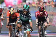 Джиро д'Италия. Этап для Бенедетти, лидерство – для Поланца