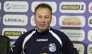 Червенков – лучший тренер 30-го тура УПЛ