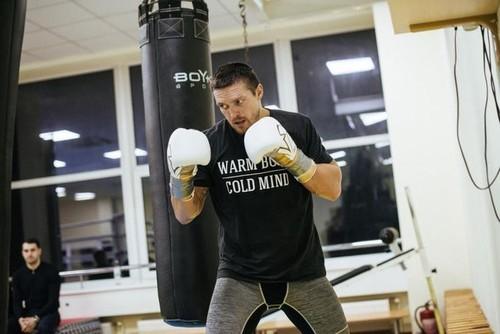 Александр УСИК: «Начал заниматься боксом из-за желания отомстить»