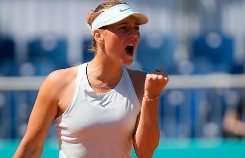 Страсбург. Костюк впервые вышла в четвертьфинал турнира WTA