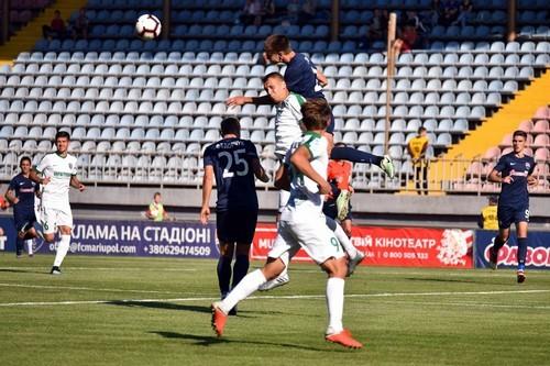 Где смотреть онлайн матч чемпионата Украины Мариуполь – Александрия