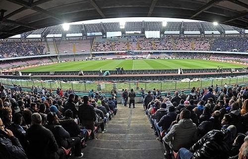 Скауты Шахтера посетили матч Наполи – Интер
