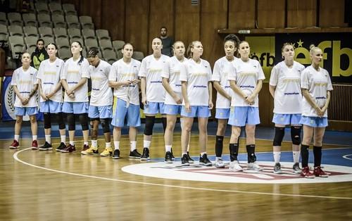 Женская сборная Украины занимает 5-е место в рейтинге ФИБА