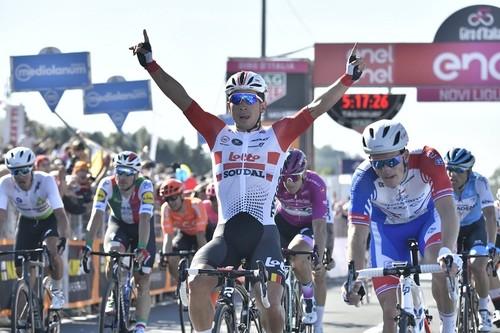 Джиро-2019. Вторая победа Юэна