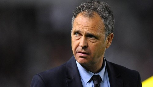 Хоакин Капаррос покинул должность главного тренера Севильи