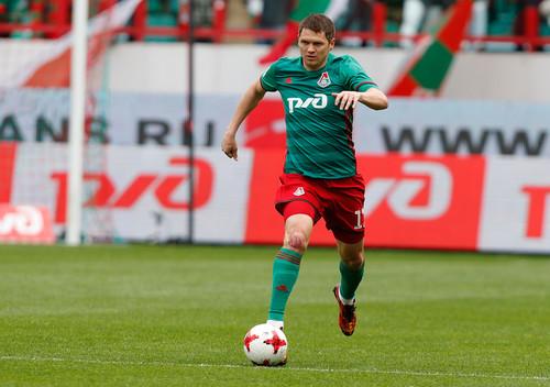 Михалик выиграл Кубок России с Локомотивом