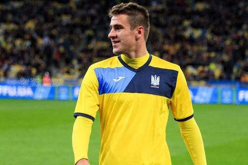Беседин довызван в сборную Украины