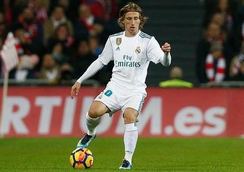 Модрич продлит контракт с Реалом