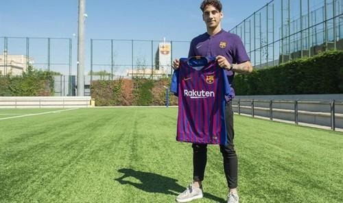 Барселона подписала 18-летнего хавбека Гронингена