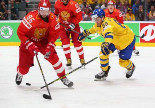 10 звезд чемпионата мира по хоккею